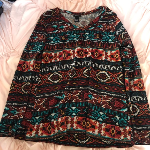 Tops - 3 for $12 Rue 21 Long Sleeve Top